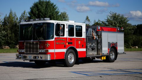 Driver/Operator: Pumping Apparatus