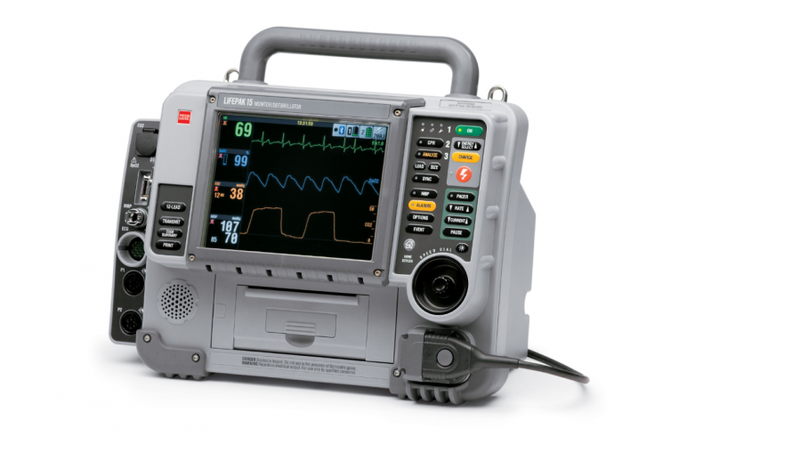 LIFEPAK 15 Monitor/Defibrillator Recall Failure to Deliver Shock