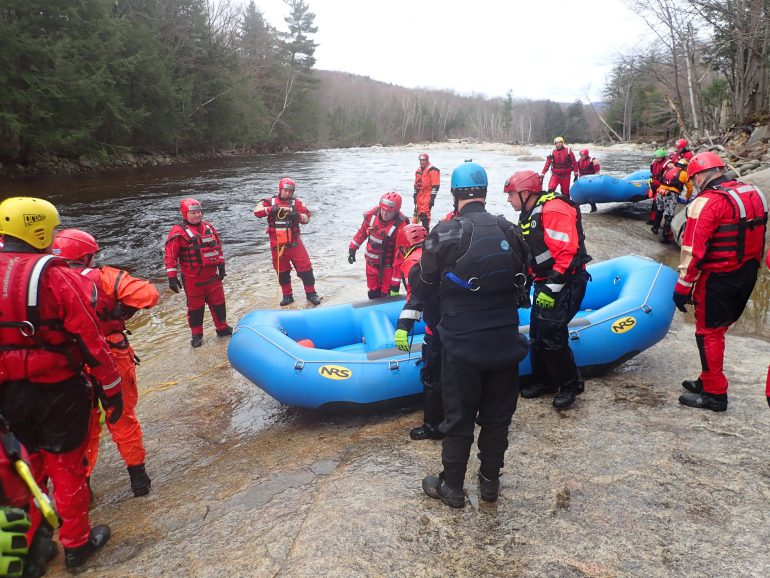 Swiftwater Rescue Level II