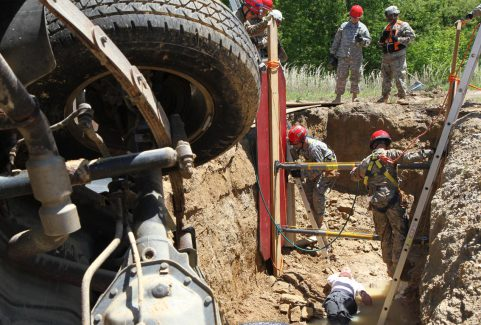 Firefighter III: Trench Rescue Technician