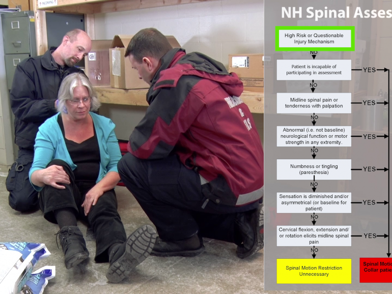 Advanced Spinal Assessment